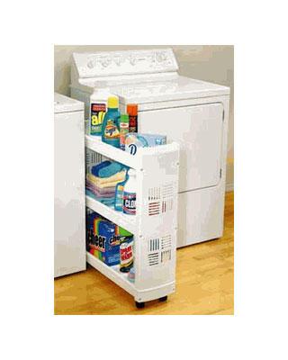 rolling laundry organizer slideshow image